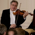 Itzhak Perlman at the White House in 2007