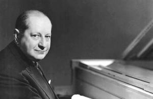 Sigmund Romberg Photo, Broadway Composer