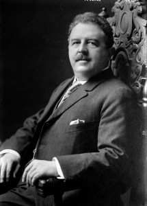 Victor Herbert, American Composer, Conductor and Cellist