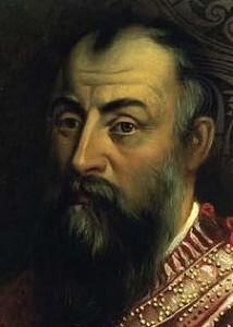 Portrait of Hugh O'Neill, 2nd Earl of Tyrone