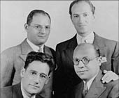 George S. Kaufman, Morrie Ryskind, Ira and George Gershwin, Ryskind Librettist