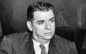 Oscar Hammerstein II Watching audition at St James Theatre, American Librettist and Lyricist