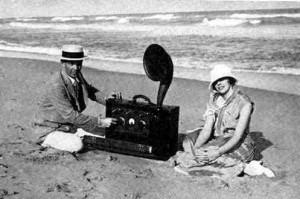 1923 Portable Radio Receiver