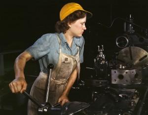 WWII - Women in Defense