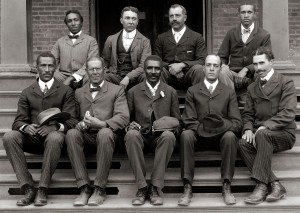 George Washington Carver with Tuskegee Institute