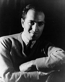 George Gershwin1937, American Composer