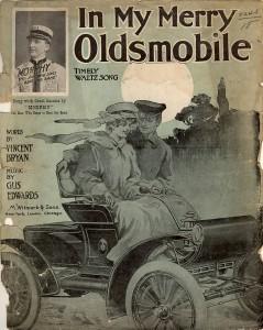 Oldsmobile Curved Dash (1901-1907)