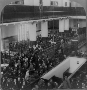 Ellis Island Immigrant Processing
