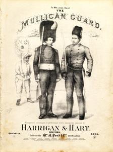 Harrigan & Hart Mulligan Guard Poster