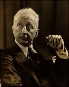 Jerome Kern Portrait