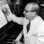 Photo of Max Steiner, Broadway Orchestrator and Hollywood Composer