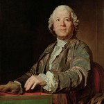 Joseph Siffred Duplessis Portrait of Christoph Willibald Gluck