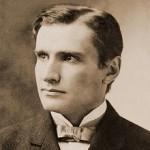 Walter Damrosch 1889 Portrait, American Composer