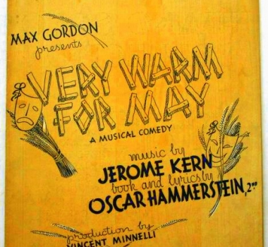 VERY WARM FOR MAY (1939)