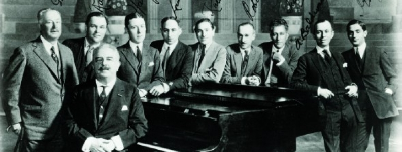 The 1920's: A Time When American Composers Matured