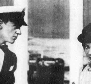 Alex Aarons (1891-1943) and Vinton Freedley (1891-1969)