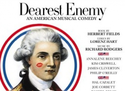 New World Records Recording/Restoration of Richard Rodgers' show Dearest Enemy