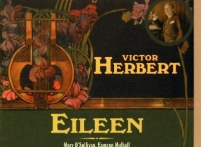 EILEEN Cover Art for New World Records CD Release, Victor Herbert Operetta