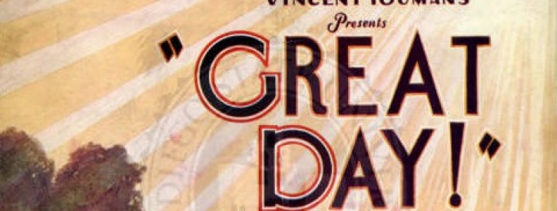 GREAT DAY (1929)