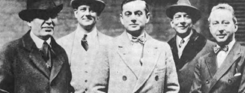 Monday Morning Post–1917 Jerome Kern's Annus Mirabilis