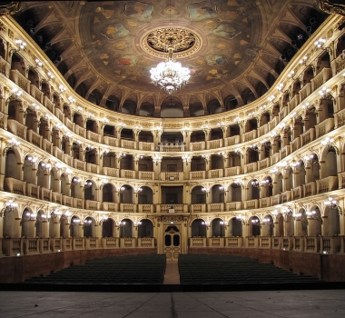 Italian Opera Begins with Rossini