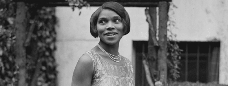 An Incredible Person, An Incredible Singer: Marian Anderson