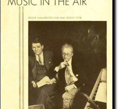 MUSIC IN THE AIR (1932)