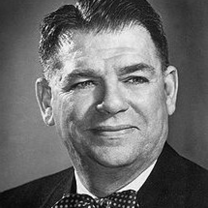 Oscar Hammerstein II Portrait, American Lyricist and Librettist