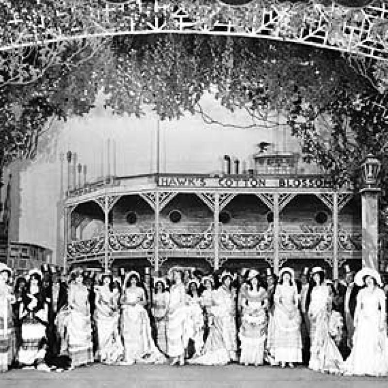 PBS Show Boat Cast milestone image 1927