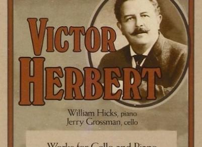 Victor Herbert cello and piano/solo piano