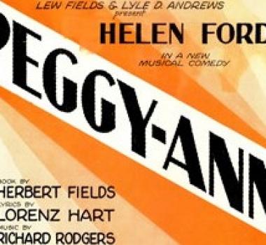 PEGGY ANN (1926)