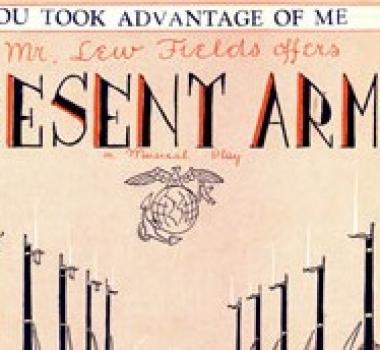 PRESENT ARMS (1928)