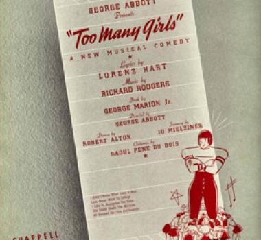 TOO MANY GIRLS (1939)