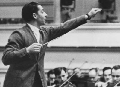 Herbert von Karajan conducting Vienna Philharmonic in 1941